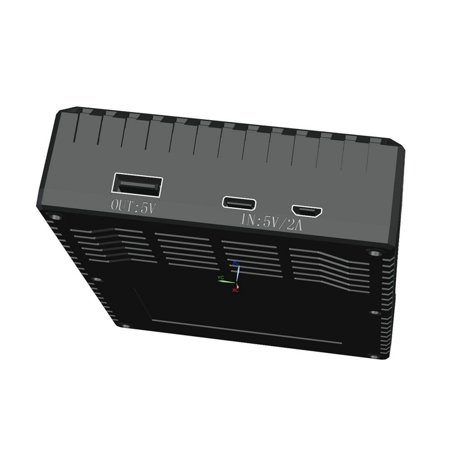 Cekuan Universal LCD Smart Battery Charger for 9 Volts 18650 Li-ion AA AAA Ni-MH Ni-CD Rechargeable Batteries - image 4 de 7