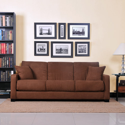 Tahoe Convert-A-Couch Sofa Sleeper, Multiple Colors ...