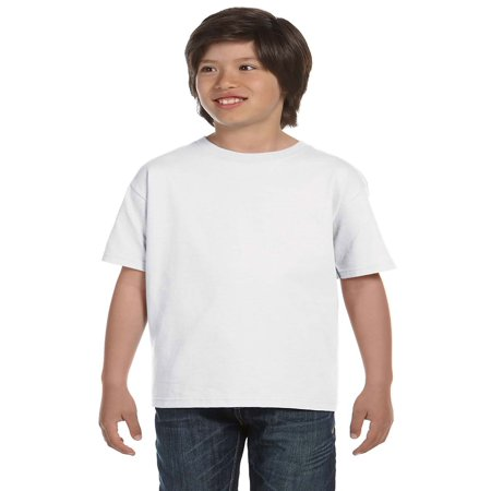 Hanes Kids' Beefy-T T-Shirt, Style 5380