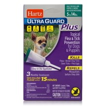 Dog Medication & Health Supplies: Hartz UltraGuard Plus