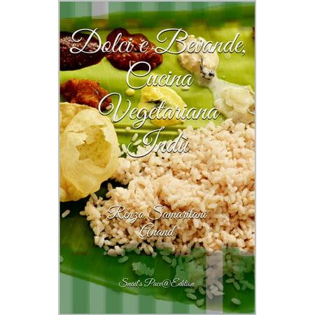 Dolci e Bevande, Cucina Vegetariana Indù - eBook](Idee Halloween Dolci)