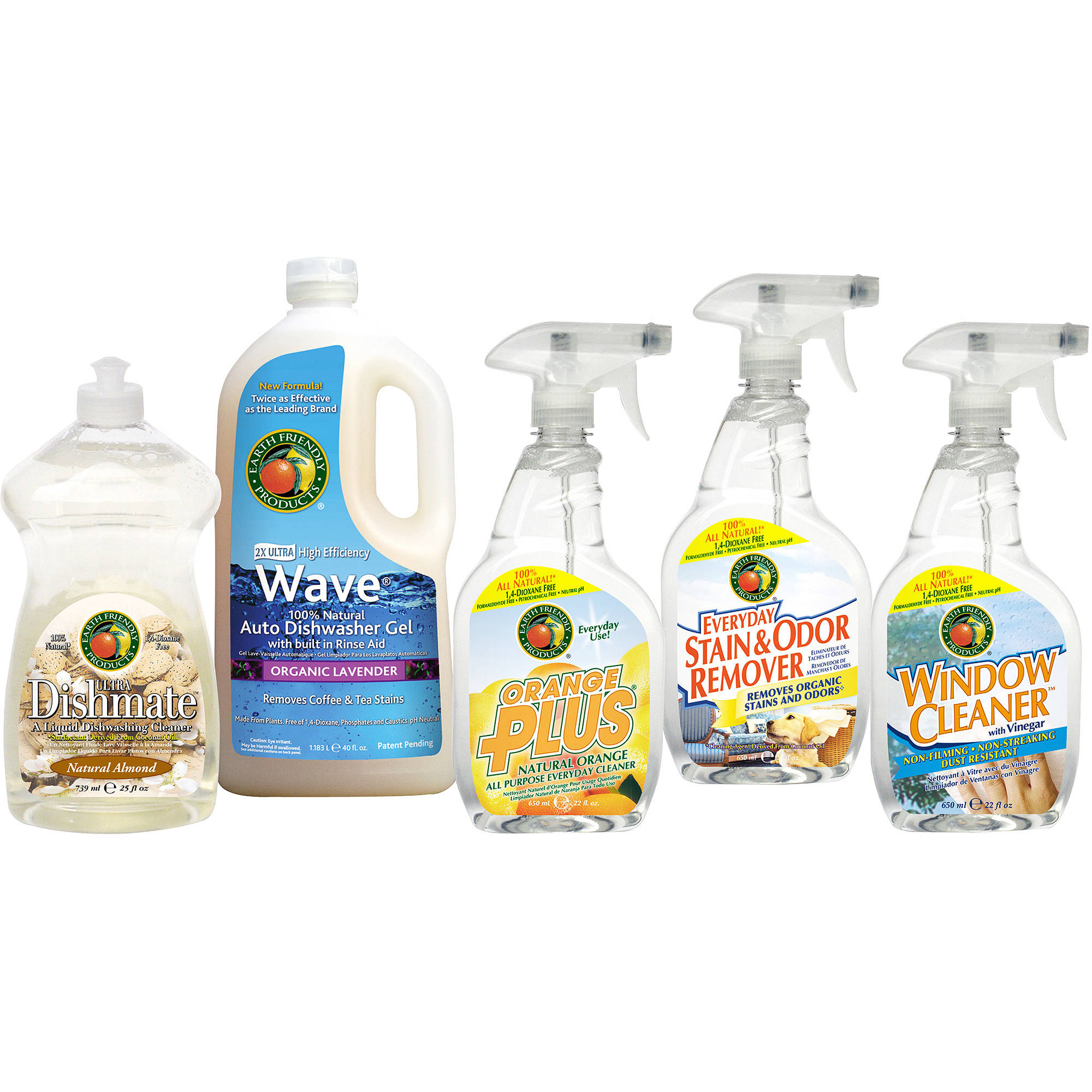 Earth Friendly Products Kitchen Clean Kit, 1ct