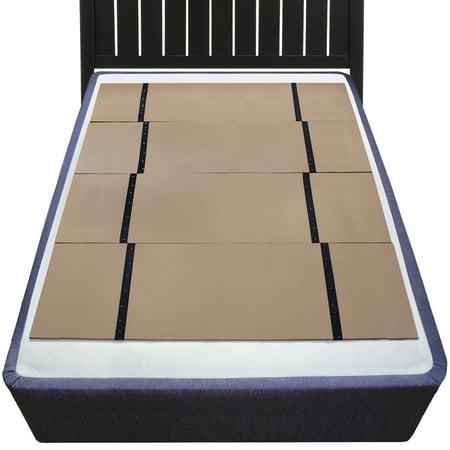Bunkie Board Mattress (DMI 552-1952-0000 Bed Board,60inLx48inWx3/4inH,Brown,Wood G0269836 )