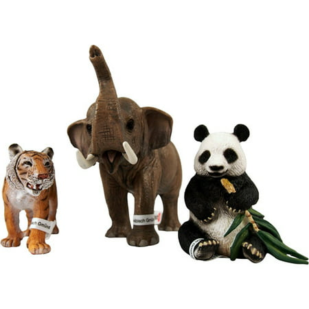 Schleich Asian Animals Figurine Set 1