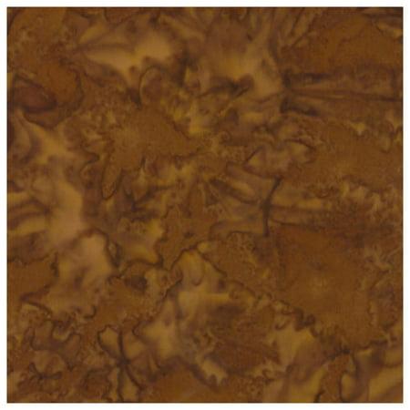 Fabrique Innovations Chocolate Batik Fabric, per Yard ()