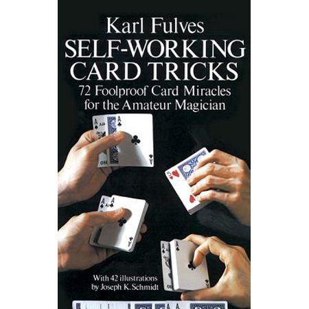 Self-Working Card Tricks (Paperback) Coin Magic Trick Revealed
