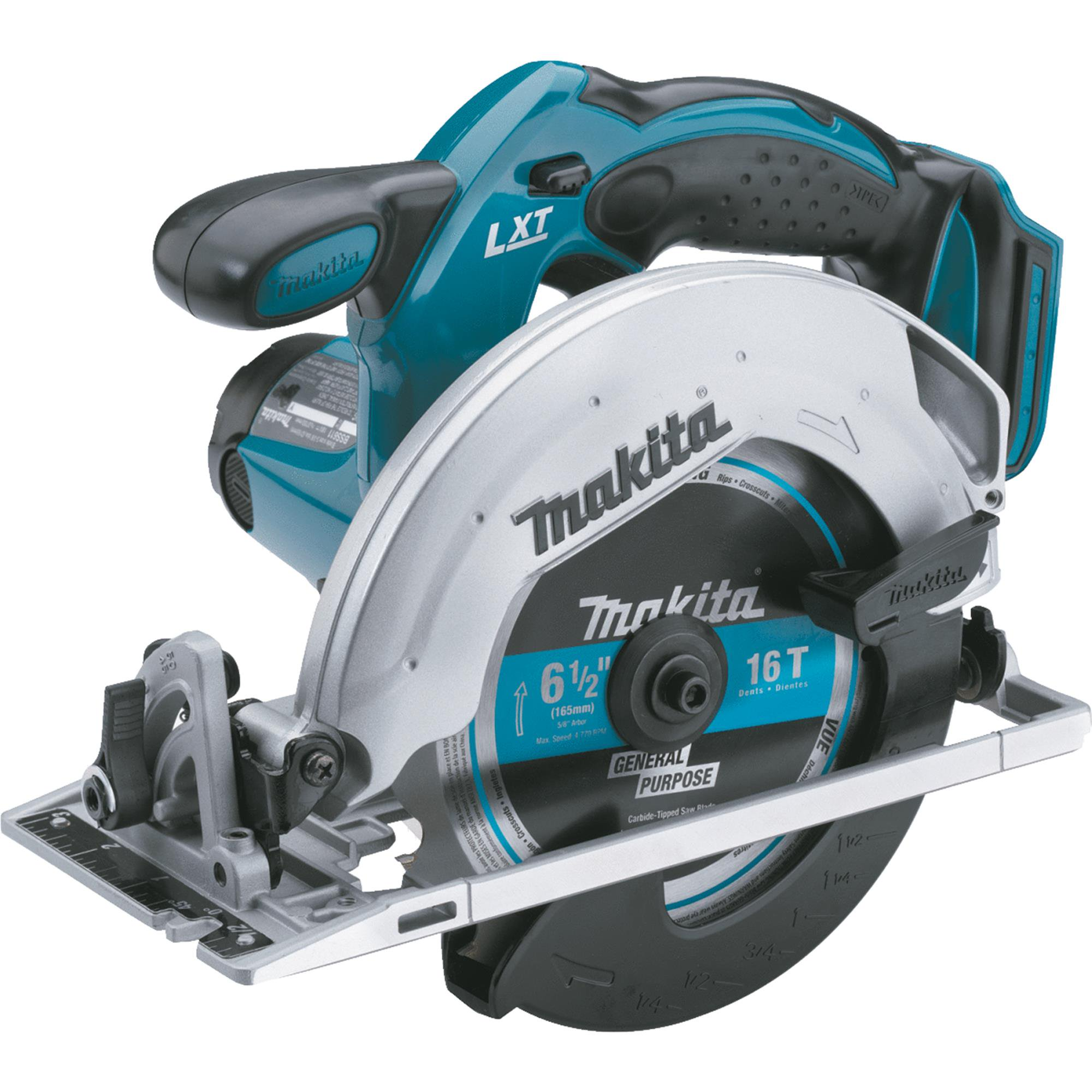 Makita 18V LXT Lithium-Ion Cordless Circular Saw - Bare Tool