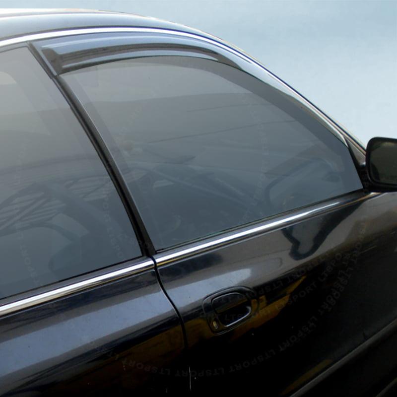 for Honda Accord 1998 1999 2000 2001 2002 Window Visor Shade Visors Weather Snow