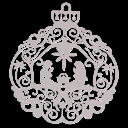 Nativity Ornament Carbon Steel Cutting Dies Cut DIY Scrapbook Album