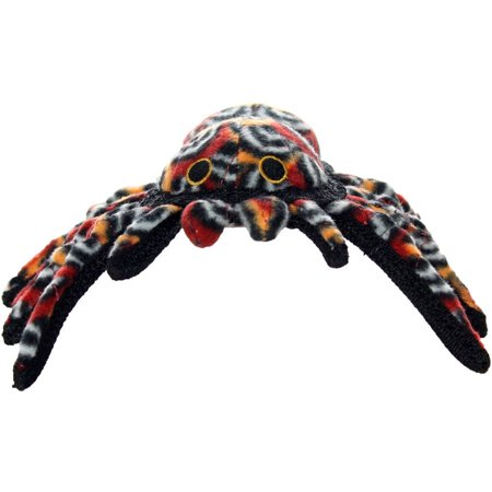 VIP Products Tuffy Desert Tarantula Dog Toy, Multicolor