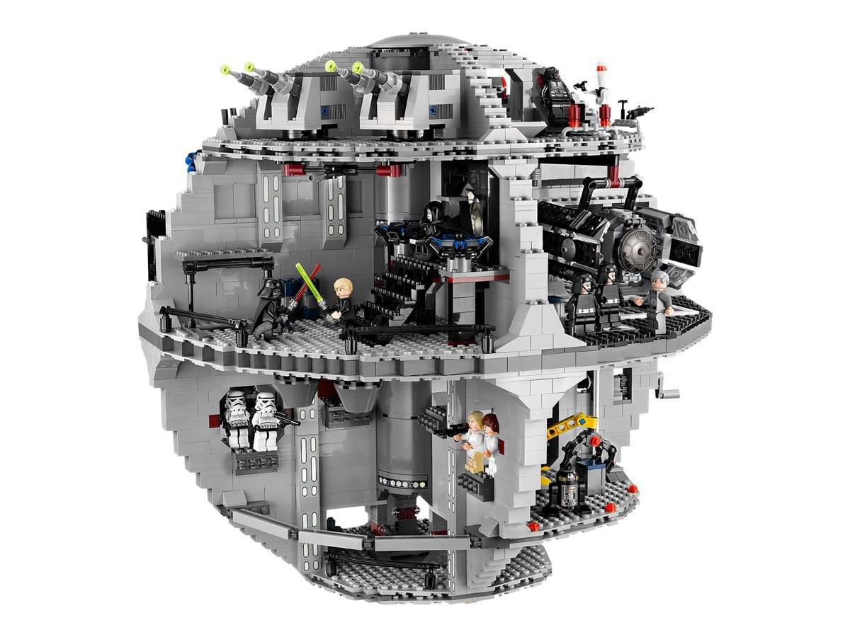 Lego Star Wars Death Star 10188 Discontinued By Manufacturer