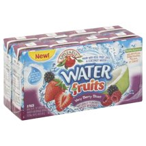 Juice Boxes: Apple & Eve Water Fruits