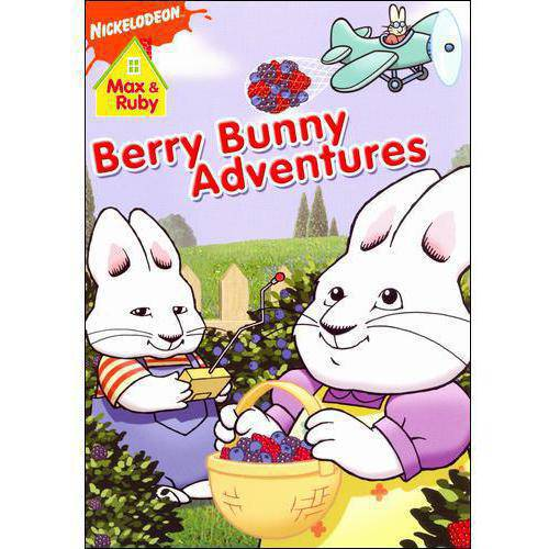 Max And Ruby: Berry Bunny Adventures (Full Frame)