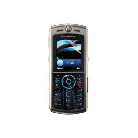Motorola MOTOSLVR L9 - Cellular phone - microSD slot - GSM - 176 x 220 pixels - TFT - 2 (Motorola Mobile L9)