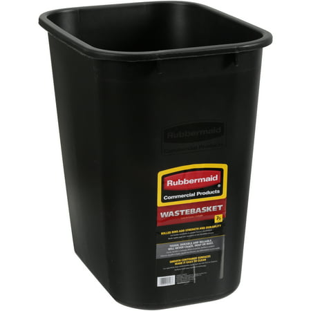 Rubbermaid® Commercial Products 7g - Ncaa Home Wastebasket