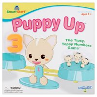 Play Monster Smart Start Puppy Up The Tipsy, Topsy Numbers Game Ages 3+