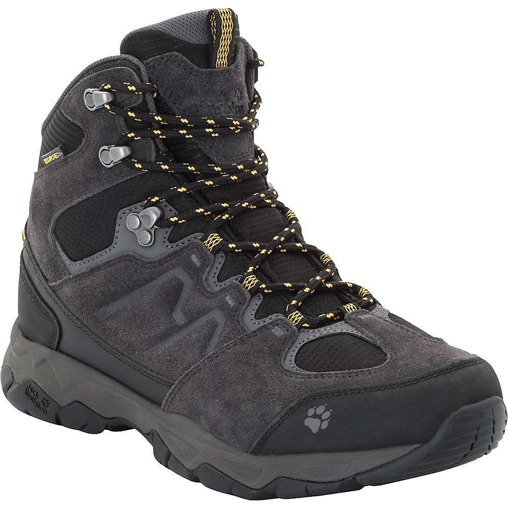 Jack Wolfskin Men's Mountain Attack 6 Texapore Mid Boot