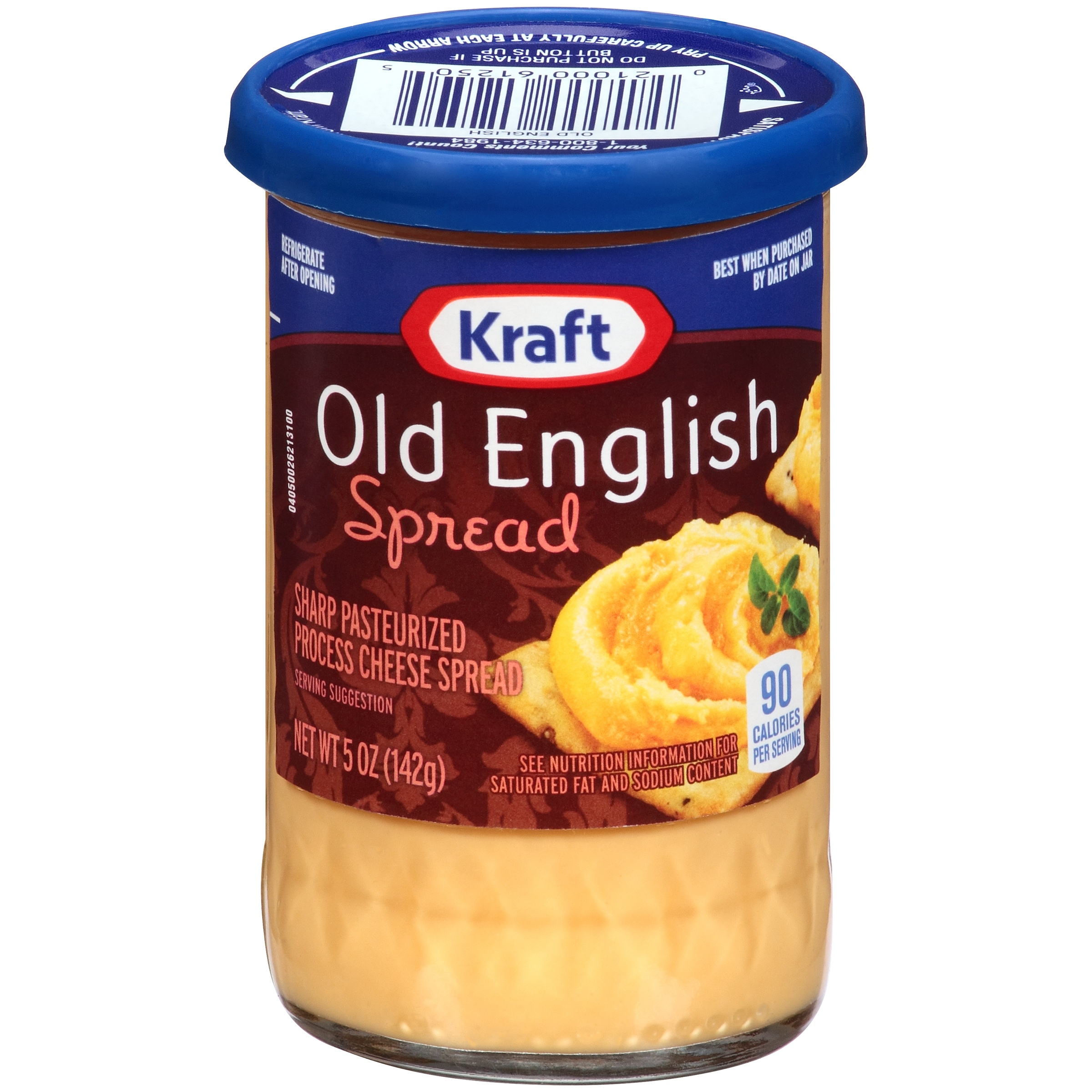 Kraft Old English Spread 5 oz. Jar