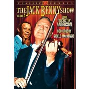 Jack Benny Show: Volume 4 (Full Frame) by ALPHA VIDEO DISTRIBUTORS