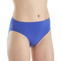 Women's Rhonda Shear 4031 Ahh Seamless High-Cut Brief Panty