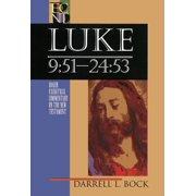 Baker Exegetical Commentary on the New Testament: Luke : 9:51-24:53 (Series #03) (Hardcover)