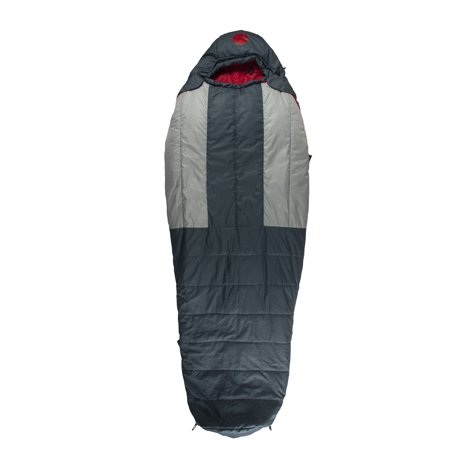 OmniCore Designs (-10F to 10F) Mummy Sleeping Bag, Sizes (Reg & Tall), Multi-Down Fill (650-Fill-Power-Down + StratusLoft) with Compression and Stuff Sack - Lifesize Stuffed Dummy