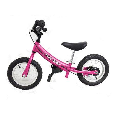 Glide Bikes 12 in. Go Glider Balance Bike - Pink