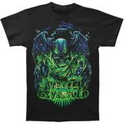 Avenged Sevenfold Men's  Dare To Die T-shirt Black