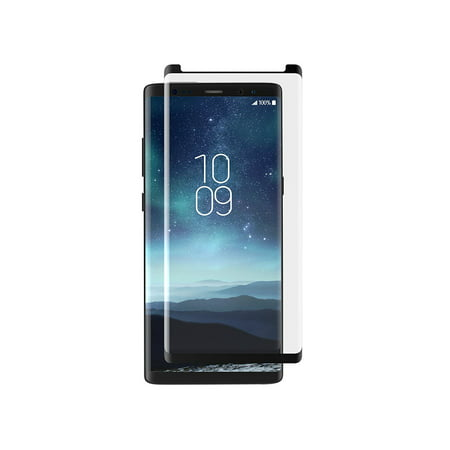 ZAGG InvisibleShield Glass Curve Screen Protector for Galaxy Note 8 ()