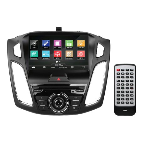 2015/2016 Ford Focus Factory OEM Replacement Stereo Receiver, Plug-and-Play Direct Fitment Radio Headunit