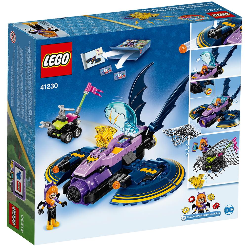 Lego Dc Super Hero Girls Batgirl Batjet Chase 41230 Walmart Com Walmart Com