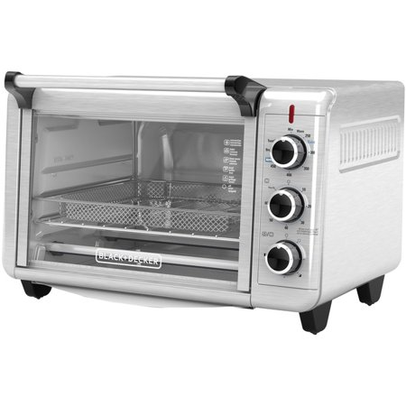Black & Decker Crisp 'N Bake Air Fry Toaster Oven