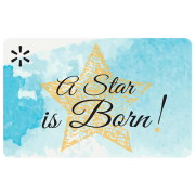 A Star is Born Walmart eGift Card