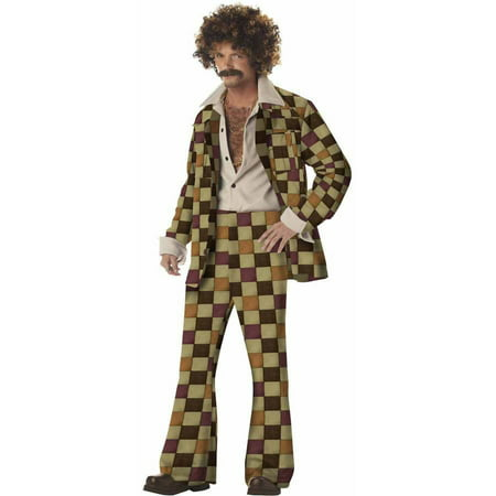 Disco Sleazeball Men's Adult Halloween Costume