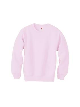 Hanes Youth ComfortBlend EcoSmart Crewneck Sweatshirt - P360