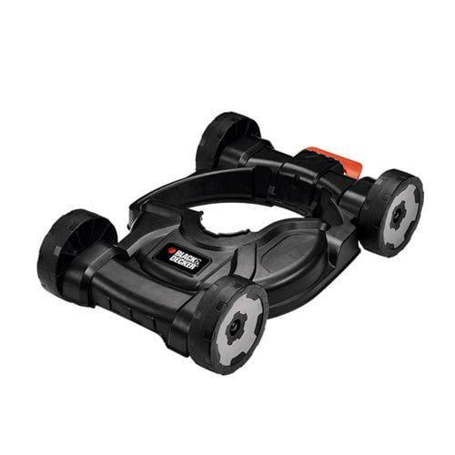 BLACK+DECKER MTD100 3-N-1 Compact Mower Removable Deck