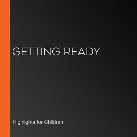Getting Ready - Audiobook - Marianne Hagan Halloween