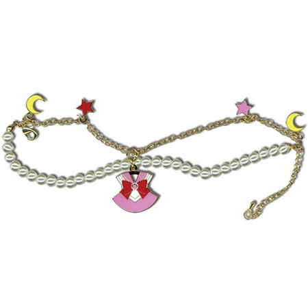 Bracelet - Sailor Moon - New Chibimoon Costume Anime Licensed