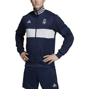 18cdd9c2cbe6 adidas Men's Real Madrid 3S Track Top 2019-20 | DX8709