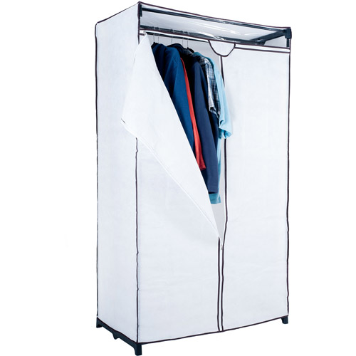 ... Trademark Home Portable Closet, White