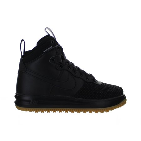 a1377adb8d0 nike - Nike Lunar Force 1 Duckboot Black Metallic Silver Anthracite Wheat  Gum - Walmart.com