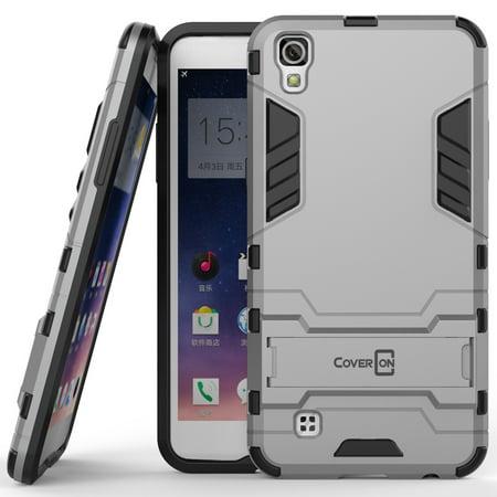 CoverON LG X Power K210 / K6P Case, Shadow Armor Series Hybrid Kickstand Phone Cover