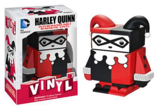 Harley Quinn Vinyl [Magnet] (Funko, Llc) by Funko