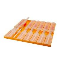 Borin-Halbich 7 Compartment Syringe Tray Insulin Protector (Marigold)