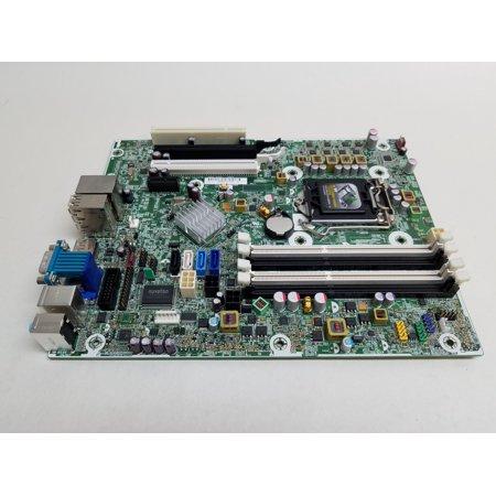 Refurbished HP 611793-002 Elite 8200 LGA 1155/Socket H2 DDR3 SDRAM (Best 1155 Sli Motherboard)