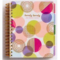 Dayspring Cards 146975 7 x 9 in. 18 Month Candace Cameron Bure Agenda Planner - 2019 & 2020