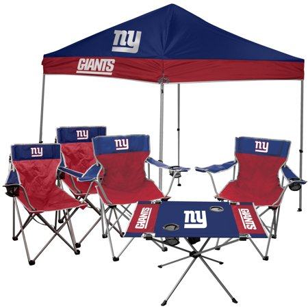 - New York Giants Rawlings Large Tailgate Kit - No Size