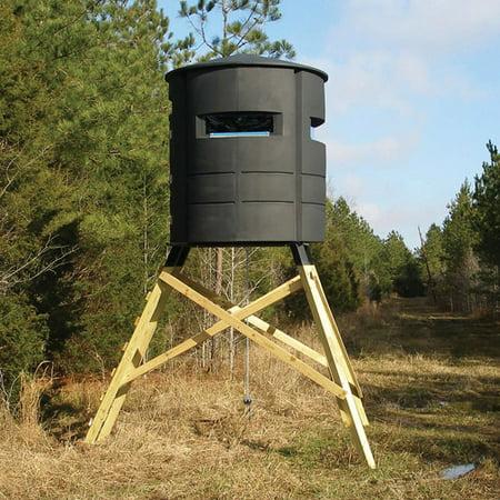 Terrain Range 5 Sided Hunting Blind Olive Brickseek