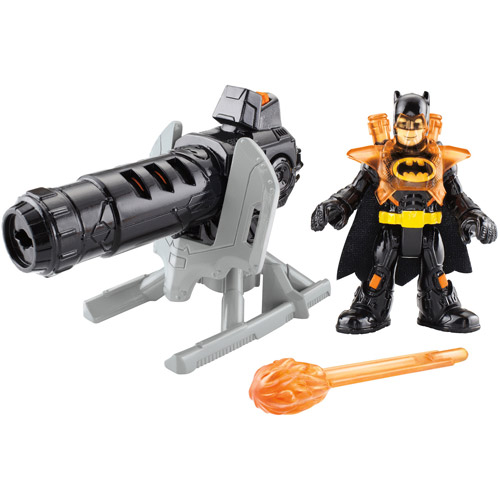 Imaginext DC Super Friends Heat Blast Batman