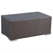 Sunset West Solana Coffee Table in Chocolate